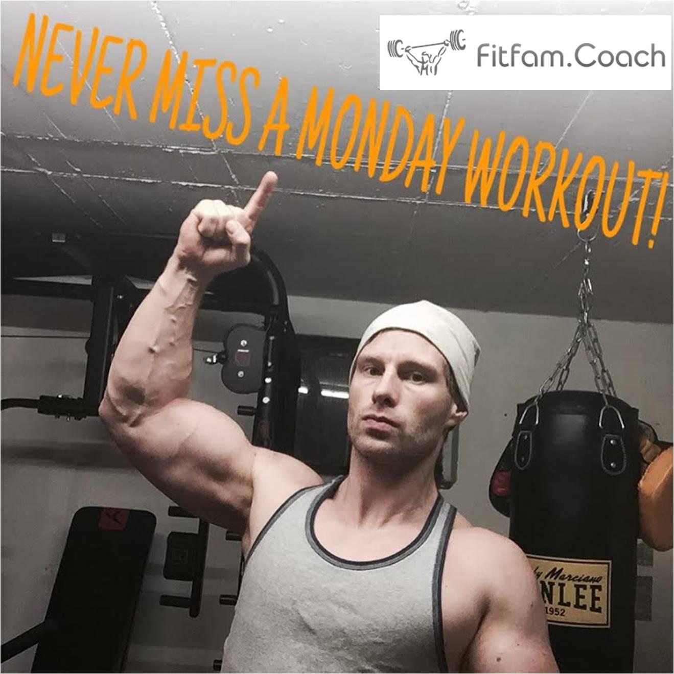 fitnessmotivation-bild-monday