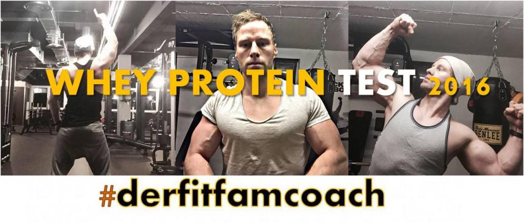 whey protein test 2016