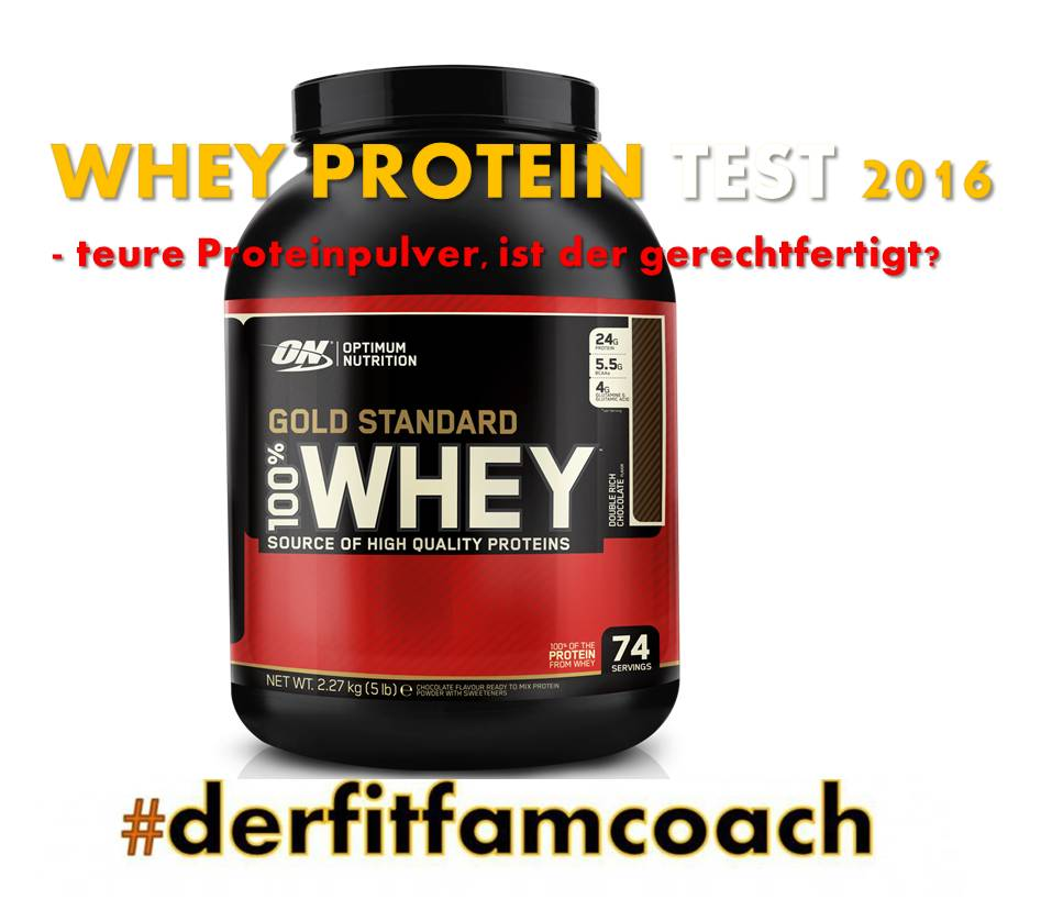 whey protein top 10