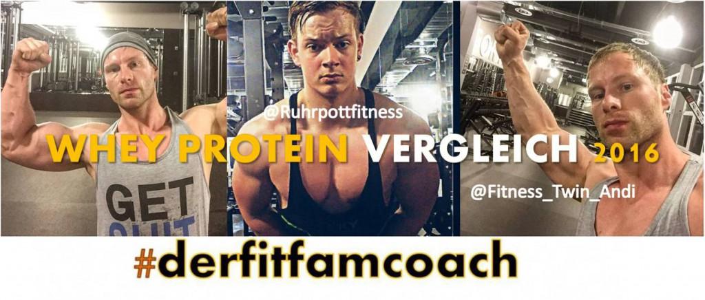 whey protein vergleich 2016