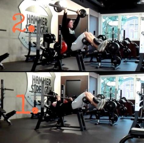 bauchuebung-fitnessstudio