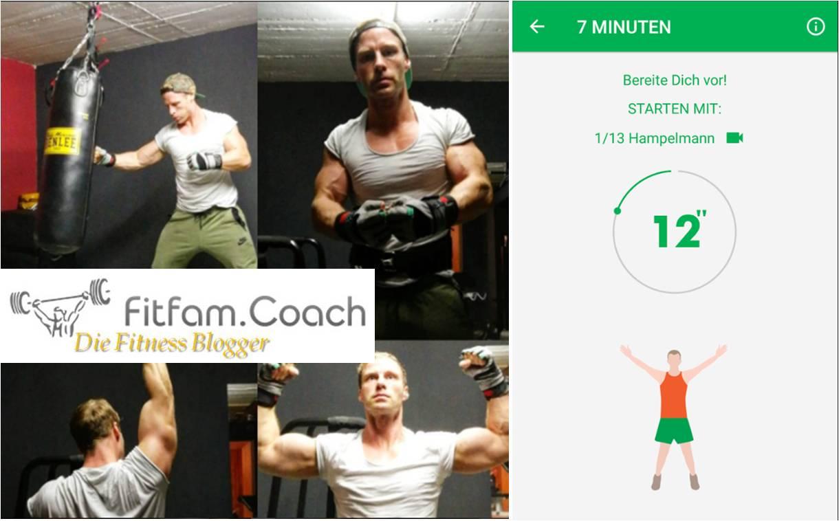 7 minuten training