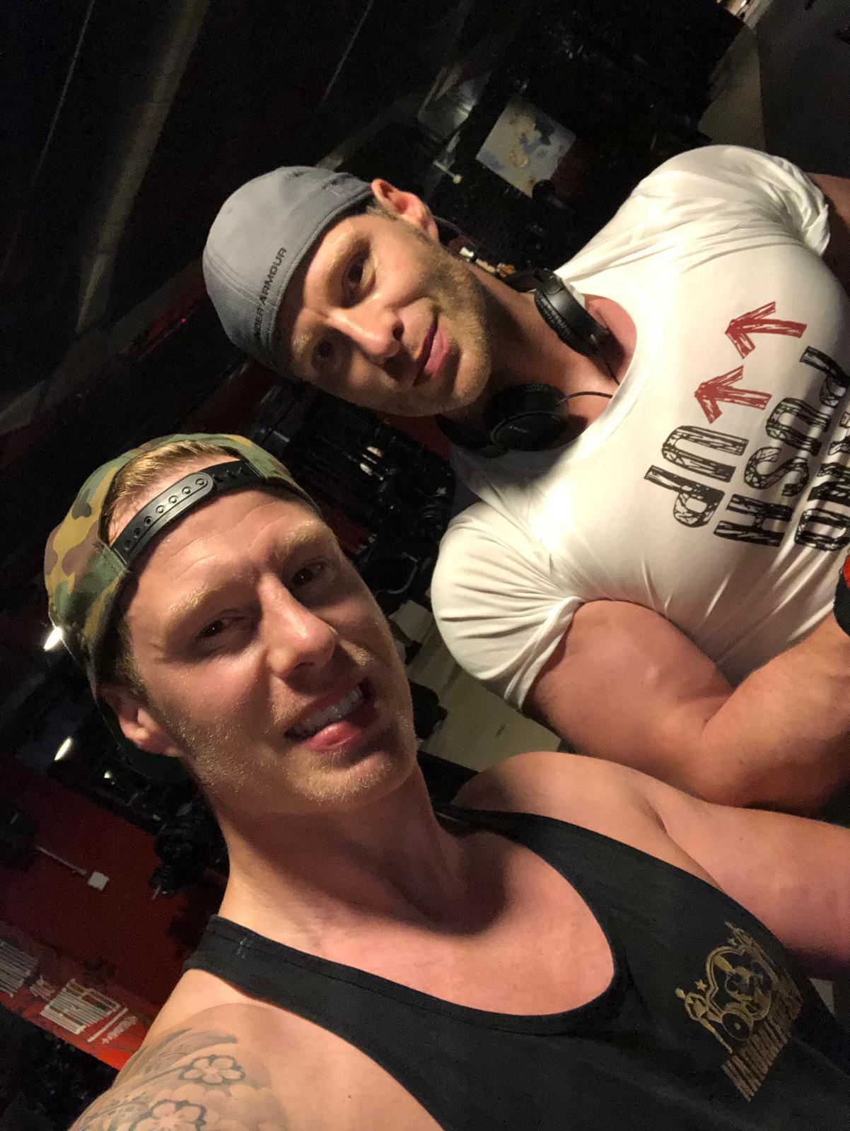 fitness zwillinge
